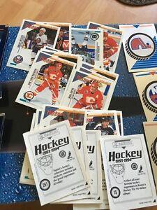 Hockey stickers from the 90s Edmonton Edmonton Area image 4