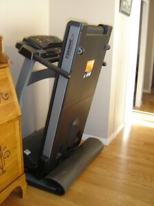 TREADMILL – Trimline T355HR Folding Treadmill