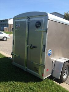 Wells Cargo 5x8 Trailer For Sale
