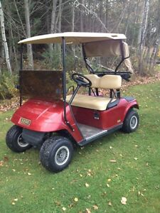 2003 ezgo 36 volt golf cart