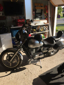 2007 HONDA SHADOW SPIRIT 1100 FOR SALE/TRADE