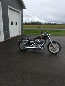 2009 Harley dyna