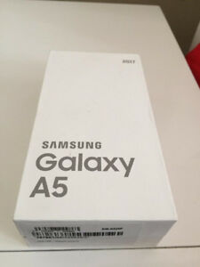 Samsung Galaxy A5 2017 - Brand New in Box, Sealed, Unlocked