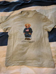 Polo Ralph Lauren Polo Bear (Women's Large)