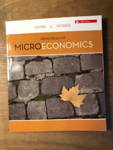 Principles of Microeconomics (eighth edition)