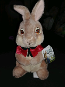 Flopsy peter rabbit plush