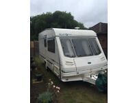 Sterling europa 460NT 2 berth with Motormover