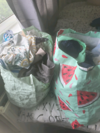 Bundle of baby boy 3-6 month clothes