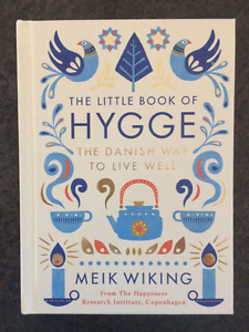 NEW-Little Book of Hygge-The Danish Way To Live Well