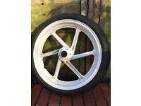 Honda CBR 400 nc29 front wheel 17 inch