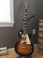Electric guitar, barely used