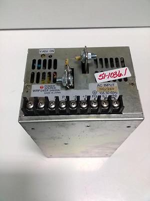 Power Source 24v 20a Power Supply Wpr24sx Pzb