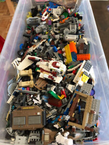 lot lego star wars