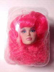 Jem Kimber Doll Head Only Fashion Royalty