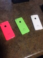 Iphone 5c pick your color