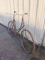 Antique Dutch Bike