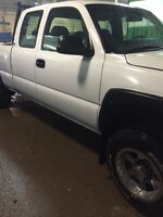 Gmc 2500hd sell or trades considered