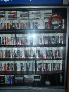 596 xbox 360 games and systems ..........for sale or trade