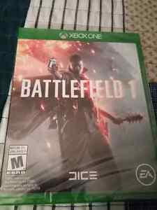 Battlefield 1 On XboxOne Brand-new!!