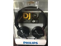 Phillips headphone / headset brand new