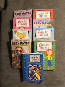 The Amazing Days of Abby Hayes books
