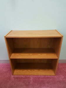 Bookcase - 2 Shelf