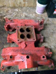 Ford/ Mercury Y Block 4 Barrel Intake