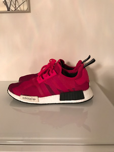 Size 11 red adidas nmd