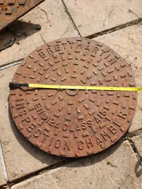 Ductile iron Brett Martin Inspection chamber cover