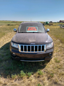2011 Jeep Grand Cherokee Limited 3.6L