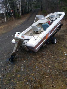50 hp Johnson Peterborough for sale