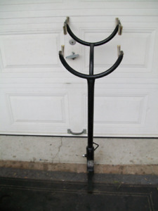 Hitch BIKE RACK for car/SUPPORT A VELO,