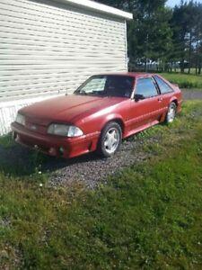 1988 Mustang GT