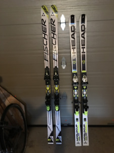 Skis Competition