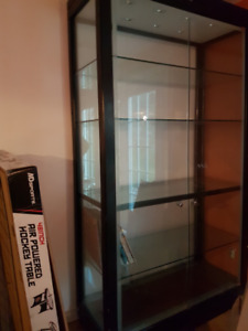 Commercial Display Case - Used