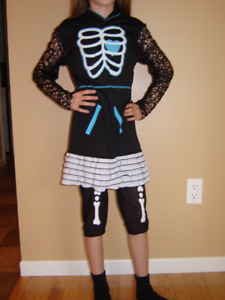 Costume Halloween fille gr.  7 - 8 ans