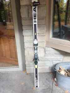 HEAD World Cup Rebels GS Race Skis 172 length