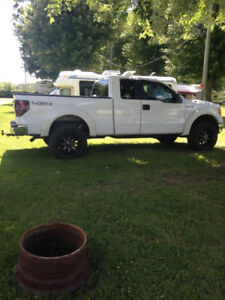 Tour d'aile  ford  f150