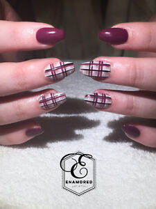 $15 OFF FIRST GEL NAIL SET WHEN YOU BOOK AND MENTION THIS AD!! Strathcona County Edmonton Area image 10