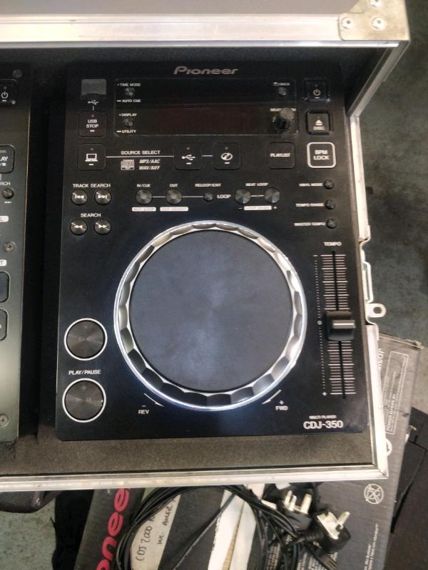 Pioneer CDJ 350 DJM350 Decks & Mixer | in Bournemouth, Dorset | Gumtree