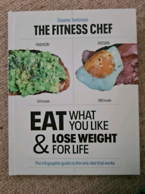 The Fitness Chef. Eat what you like and lose weight for life.