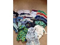 6-9 month baby boy bundle