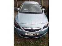 Vauxhall/Opel Astra 1.4i 16v Turbo ( 140ps ) 2010MY SRi