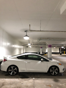 2015 Honda Civic coupe SI Clean Title