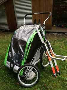 Chariot cheetah 2 en excellente condition