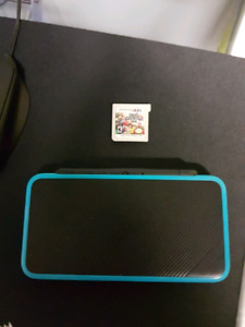 Nintendo 2ds xl with smash bros 150 need gone