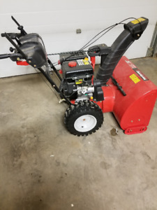 Loaded 30inch 357cc 2 stage Snowblower