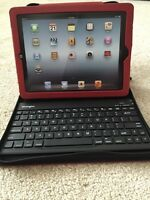 KeyFolio Bluetooth Keyboard case iPad