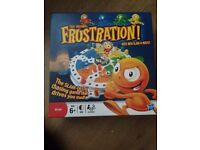 Children's frustration game