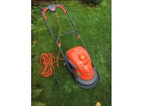 Flymo hover vac lawn garden mower grass cutter lawnmower